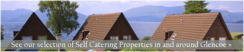 Self Catering Glencoe